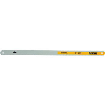 Picture of Dewalt DWHT20555 10 in Hacksaw Blade 3-Pack
