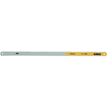 Picture of Dewalt DWHT20558 12 in Hacksaw Blade 3-Pack