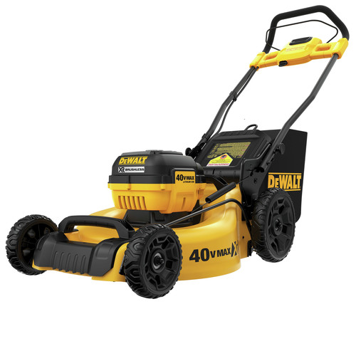 Factory Reconditioned Dewalt DCMW290H1R 40V MAX 3-in-1 Cordless Lawn Mower Kit image number 0
