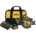 Dewalt DCS575T2 60V MAX Cordless Lithium-Ion 7-1/4 in. Circular Saw Kit with 2 FLEXVOLT Batteries