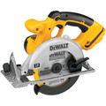 Dewalt DC390-2 18V XRP Cordless 6-1/2 in. Circular Saw with 2 Batteries image number 1