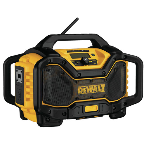 Dewalt DCR025 Cordless Lithium-Ion Bluetooth Radio Charger