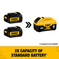 Dewalt DCB206 20V MAX Premium XR 6 Ah Lithium-Ion Slide Battery image number 5