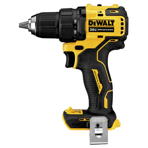 Dewalt DCD708B ATOMIC 20V MAX 1/2 in. Brushless Compact Drill Driver (Bare Tool)