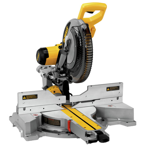 Dewalt DWS779 15 Amp 12 in. Sliding Compound Miter Saw image number 4