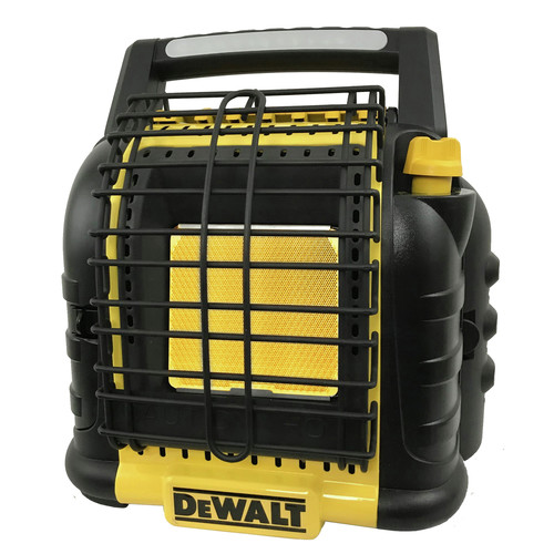 Dewalt F332000 Cordless Propane Heater (Tool Only) image number 0