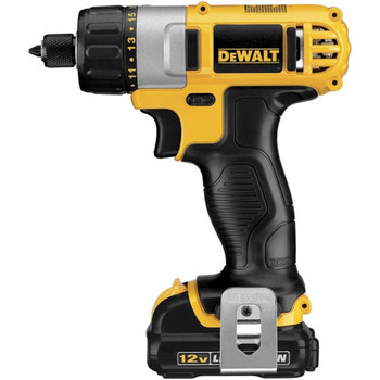 Dewalt DCF610S2 12V MAX Cordless Lithium-Ion 1/4 in. Hex Chuck Screwdriver Kit image number 0