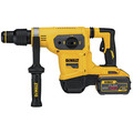 Dewalt DCH481X2 60V MAX FlexVolt 1-9/16 in. SDS-Max Combination Hammer Kit image number 1