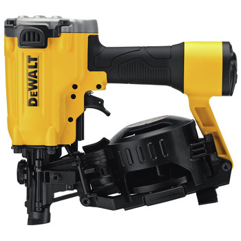Factory Reconditioned Dewalt DW45RNR 15 Degree 1-3/4 in. Pneumatic Coil Roofing Nailer