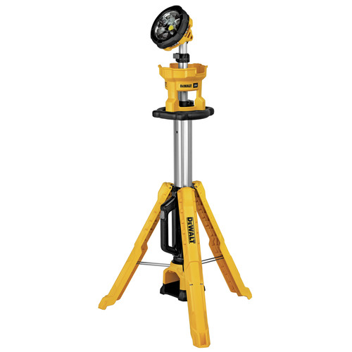 Dewalt DCL079B 20V MAX Cordless Tripod Light (Tool Only)