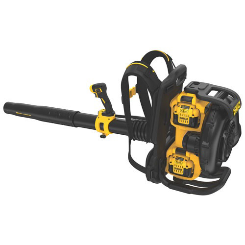 Factory Reconditioned Dewalt DCBL590X2R 40V MAX Cordless Lithium-Ion XR Brushless Backpack Blower Kit with 2 Batteries image number 2