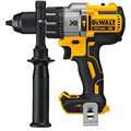 Dewalt DCK294P2 20V MAX XR Lithium-Ion Brushless Hammerdrill and Reciprocating Saw Combo Kit image number 2