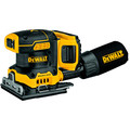 Dewalt DCW200D1 20V MAX XR Lithium-Ion Variable Speed 1/4 in. Sheet Cordless Sander Kit (2 Ah) image number 2
