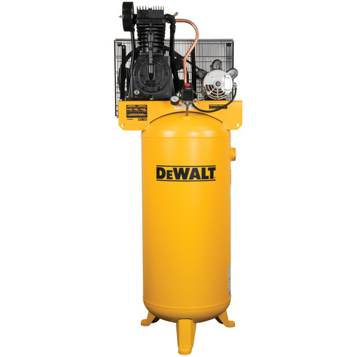Dewalt DXCMV5076055 230V 5 HP 60 Gallon Two-Stage Air Compressor with Century Motor (No Mag Starter) image number 0
