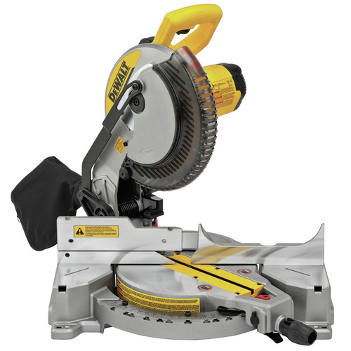 Dewalt DWS713 15 Amp 10 in. Single Bevel Compound Miter Saw