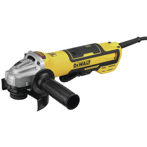 Dewalt DWE43214 5 in. Brushless Paddle Switch Small Angle Grinder with Kickback Brake image number 0