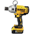 Dewalt DCF898P2 20V MAX 5.0 Ah XR Brushless High-Torque 7/16 in. Impact Wrench with Quick Release Chuck Kit image number 1