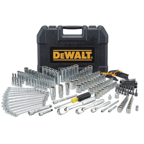 Dewalt DWMT81535 247 Pc Mechanics Tool Set image number 0