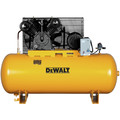 Dewalt DXCMH9919910 10 HP 120 Gallon Oil-Lube Stationary Air Compressor with Baldor Motor image number 0