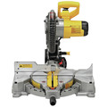 Dewalt DWS713 15 Amp 10 in. Single Bevel Compound Miter Saw image number 1