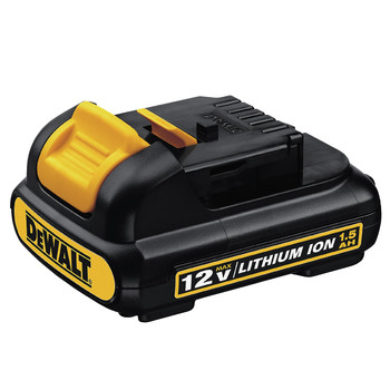 Dewalt DCD710S2 12V MAX Lithium-Ion 3/8 in. Cordless Drill Driver Kit with Keyless Chuck (1.5 Ah) image number 2