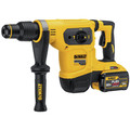 Dewalt DCH481X2 60V MAX FlexVolt 1-9/16 in. SDS-Max Combination Hammer Kit image number 2