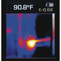 Dewalt DCT416S1 12V MAX Cordless Lithium-Ion Thermal Imaging Thermometer Kit image number 7
