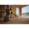 Factory Reconditioned Dewalt DCBL770X1R 60V MAX XR Cordless Lithium-Ion Handheld Brushless Blower (3 Ah) image number 3