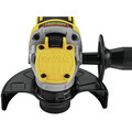 Dewalt DCG415W1 20V MAX XR Brushless Lithium-Ion 4-1/2 in. - 5 in. Small Angle Grinder with POWER DETECT Tool Technology Kit (8 Ah) image number 4