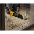 Factory Reconditioned Dewalt DWE305R 12 Amp Variable Speed Reciprocating Saw image number 3