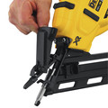 Factory Reconditioned Dewalt DCN650BR 20V MAX XR 15 Gauge Angled Finish Nailer (Tool Only) image number 2