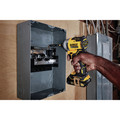 Factory Reconditioned Dewalt DCF809C2R ATOMIC 20V MAX Brushless Lithium-Ion Compact 1/4 in. Cordless Impact Driver Kit (1.3 Ah) image number 5