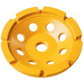 Dewalt DW4770 4 in. x 5/8 in. - 11 Extended Performance Cup Grinding Wheel image number 0