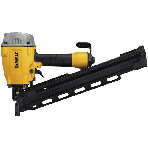 Factory Reconditioned Dewalt DWF83PLR 21 Degree 3-1/4 in. Pneumatic Plastic Strip Framing Nail image number 0