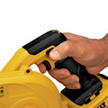Factory Reconditioned Dewalt DCE100BR 20V MAX Cordless Lithium-Ion Jobsite Blower (Tool Only) image number 3