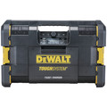 Dewalt DWST08820 ToughSystem 2.0 Radio and Charger image number 0