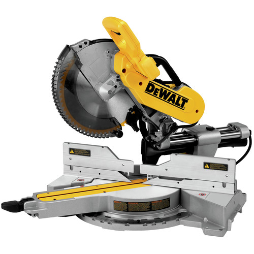 Dewalt DWS779 15 Amp 12 in. Sliding Compound Miter Saw image number 3
