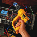 Dewalt D26960K Heavy Duty Heat Gun with LCD Display and Kitbox image number 2