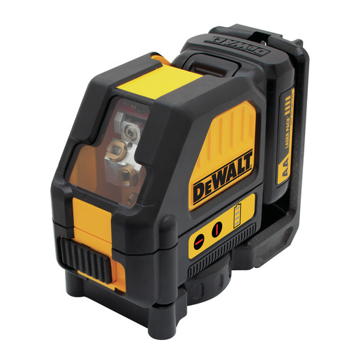 Dewalt DW088LR 12V Self-Leveling Red Cross Line Laser