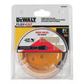 Dewalt DWAFV0338 FlexVolt 3-3/8 in. Carbide Wood Hole Saw image number 1