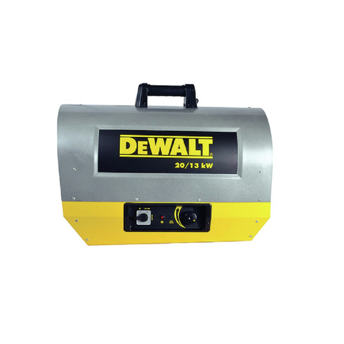 Dewalt DXH2000TS 20kW/13kW Single Phase Portable Forced Air Electric Heater