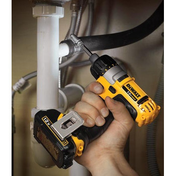 Factory Reconditioned Dewalt DCF610S2R 12V MAX Cordless Lithium-Ion 1/4 in. Hex Chuck Screwdriver Kit image number 6