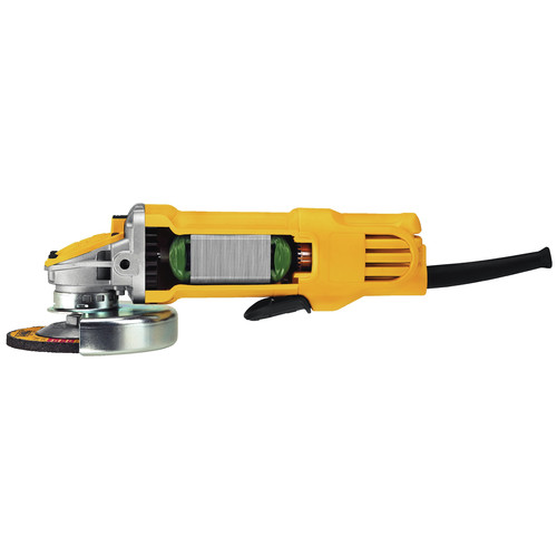Dewalt DWE4120W 4-1/2 in. Paddle Switch Small Angle Grinder
