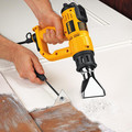 Dewalt D26960K Heavy Duty Heat Gun with LCD Display and Kitbox image number 4