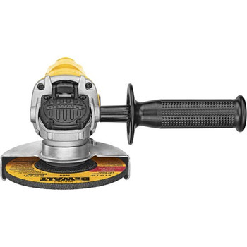 Dewalt DWE4011 4-1/2 in. 12,000 RPM 7.0 Amp Angle Grinder with One-Touch Guard image number 2