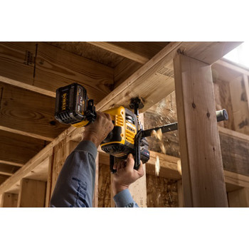 Dewalt DCD460T1 FlexVolt 60V MAX Lithium-Ion Variable Speed 1/2 in. Cordless Stud and Joist Drill Kit with (1) 6 Ah Battery image number 14
