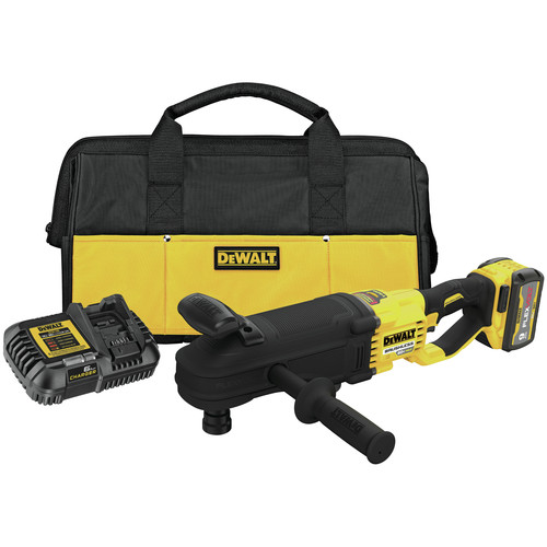 Dewalt DCD471X1 60V MAX Brushless Quick-Change Stud and Joist Drill with E-Clutch System Kit (3 Ah) image number 0