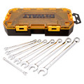 Dewalt DWMT73809 8-Piece Stackable Combination Wrench Set (SAE) image number 0