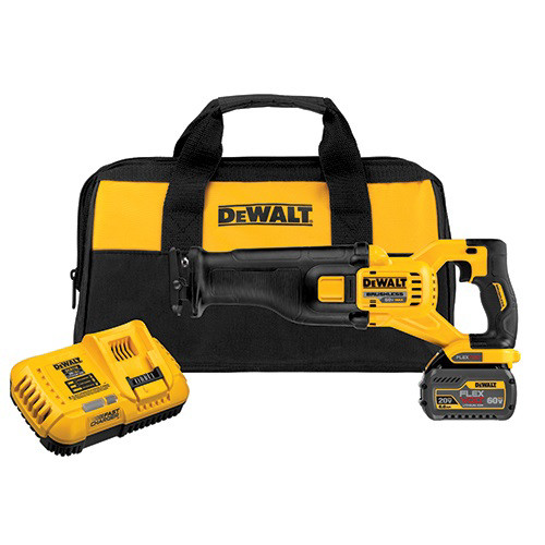 Dewalt dcs388t1 60v max cordless lithium ion reciprocating saw kit dewalt dcs388t1 60v max cordless lithium ion reciprocating saw kit with flexvolt battery greentooth Image collections