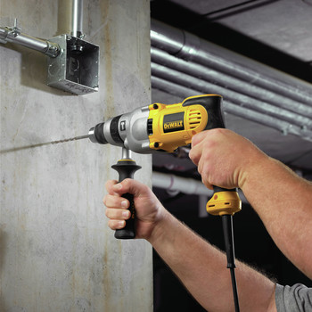 Dewalt DWD520 10 Amp Dual-Mode Variable Speed 1/2 in. Corded Hammer Drill image number 5